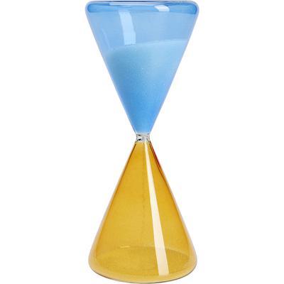 Reloj arena azul-naranja 5Min Ø7