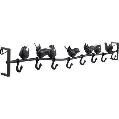Perchero pared Shadow Birds 95cm