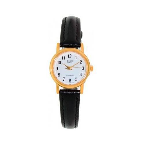 *Reloj Análogo Blanco-Negro Q-7B - Casio