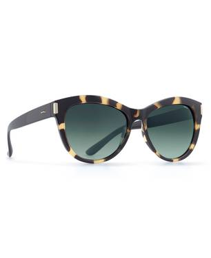 Sunglasses B2803C Yellow Demi-Brown - Invu