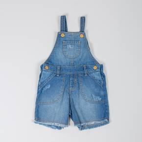 Overol-Short Baby Boy