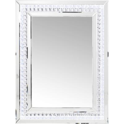 Espejo Crystals LED 80x60cm