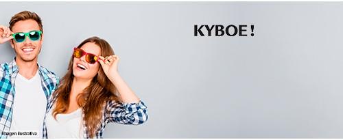 KYBOE GAFAS DE SOL UNISEX A $74.990