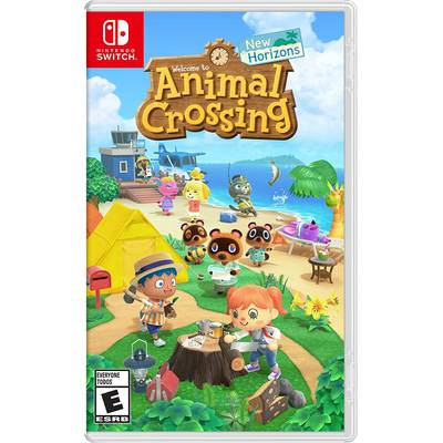 Animal Crossing New Horizons - Nintendo Switch