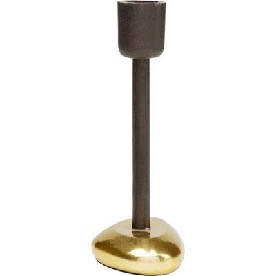 Portavelas Golden Hour 17cm