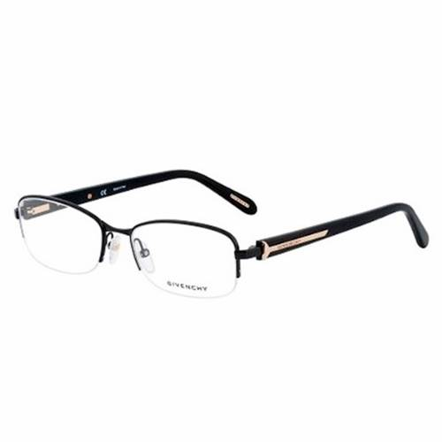 Gafas Oftálmicas Negro-Transparente VGV483-530