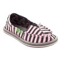 Zapatos G Castaway Girls Rosado Negro