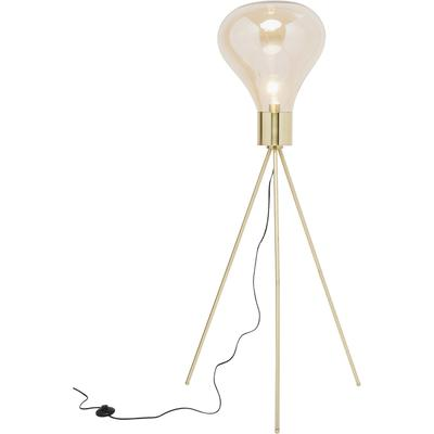 Lámpara pie Tripod Pear 160cm