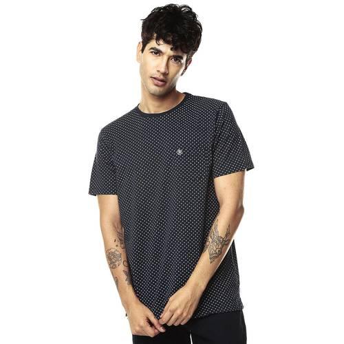 Camiseta Rosé Pistol Para Hombre - Azul