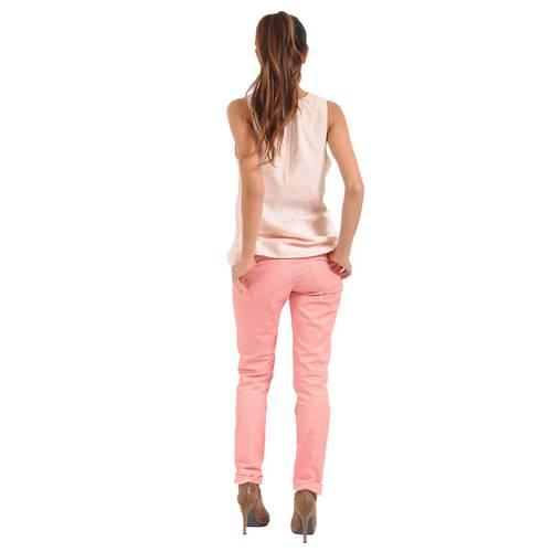 Blusa Denisse Color Siete para Mujer - Rosado