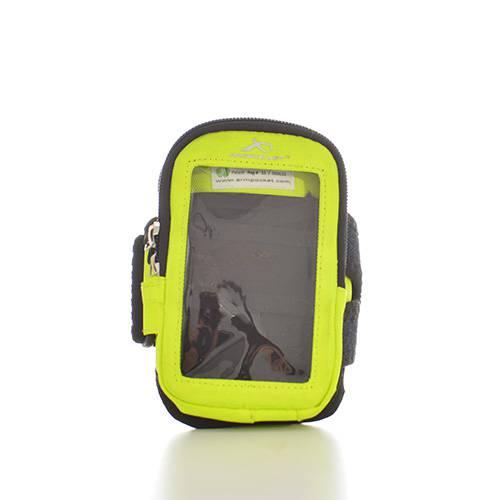 Cellphone Yellow - Arm Pocket