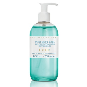 Gel Post depilatorio refrescante. 240 g