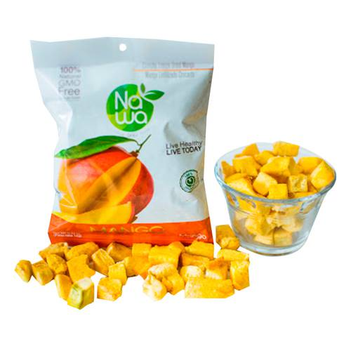 8 Mix Snack Fruta Liofilizada