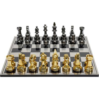 Objeto decorativo Chess 60x60cm