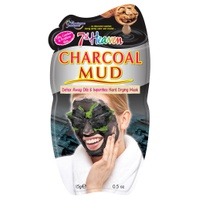 Mascarilla Mud de Carbón
