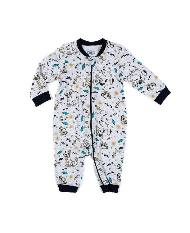 Pijama Bebito Rey León