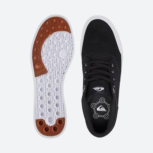 Aqys300029 Tenis Shorebreak Mid M Shoe Xkkw Negro-Blanco
