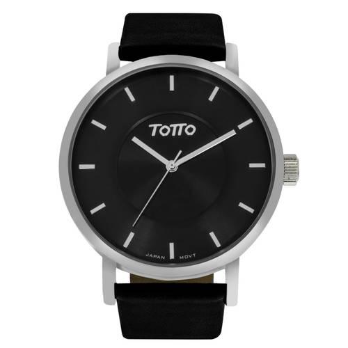 Reloj análogo negro-negro 27-1