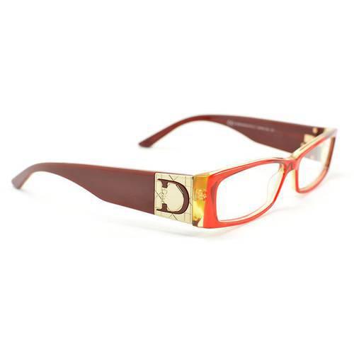 Gafas Oftálmicas Dior Rojo