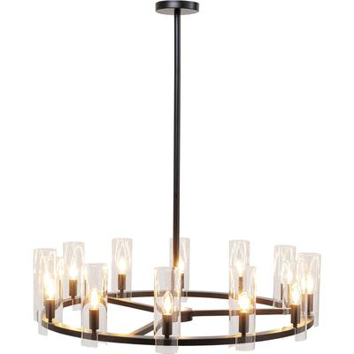 Lámpara Candle Crown Ø99cm