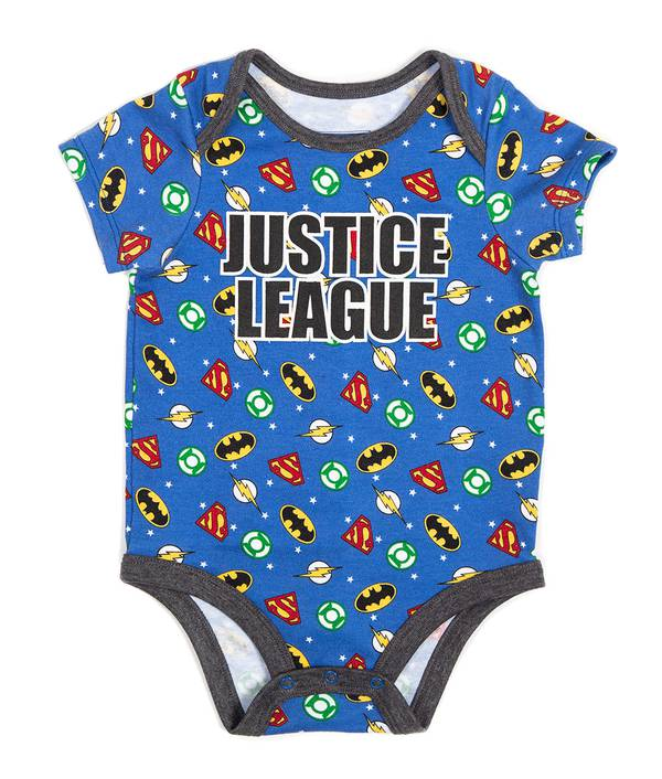 Body Bebito Justice League