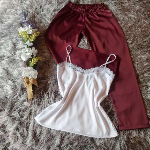Pijama Zafiro Blanco C1-R13-Bla