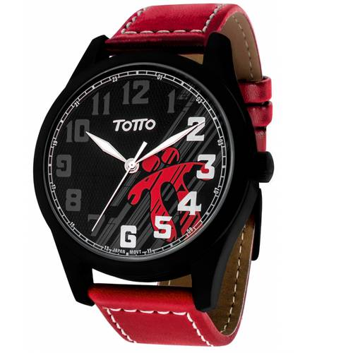 Reloj Negro/Rojo - Tr009-4