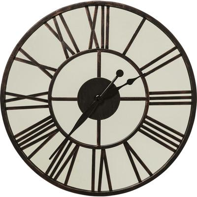 Reloj pared Factory Mirror Ø60cm