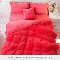 Duvet Felpa Plus Rojo