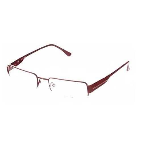 Gafas Oftálmicas Rojo-Transparente 8604-8DU