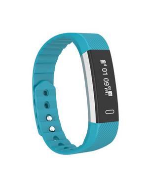 Smartband Id115 Bluetooth Deportivo Waterproof Sah019 Verde - BEDATA