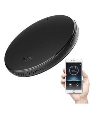 Alarma Inteligente Bluetooth Smartshaker2 Negro