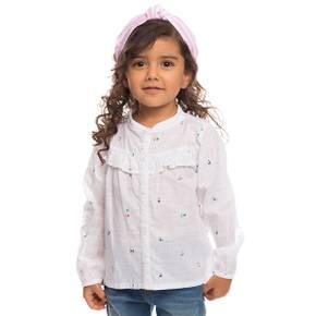 Camisa para Little Niña