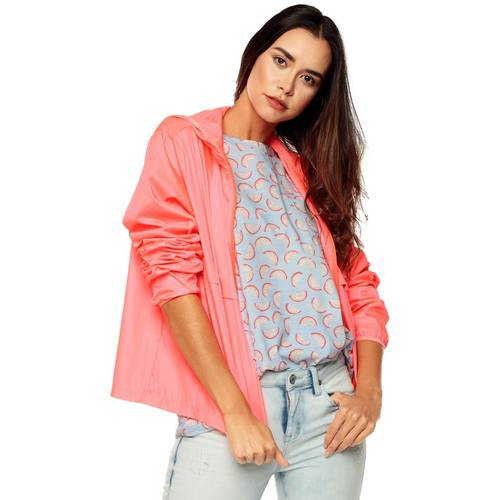 Chaqueta Festival Trapical Minds X Rosé Pistol Mujer