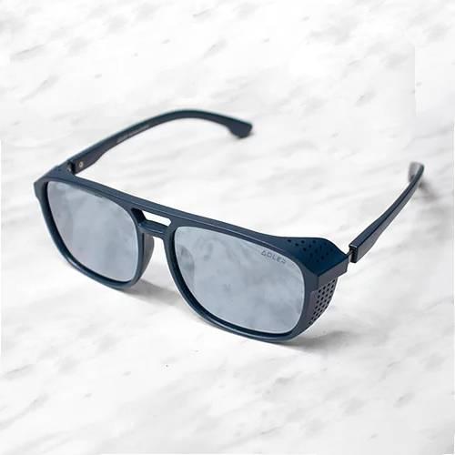 Gafas de sol polarizada con filtro UV 400 Azul Espejo - Azul