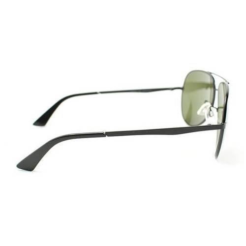 Gafas de sol negro mate -002