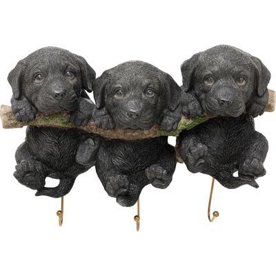 Perchero pared Three Mini Dogs