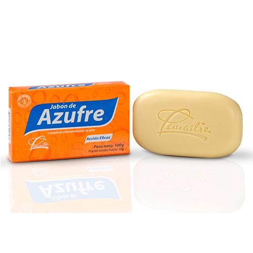 Jabón Azufre 100 gr