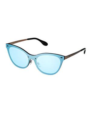 *Gafas de sol mirror silver 8620