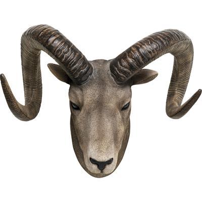 Deco pared Goat Head