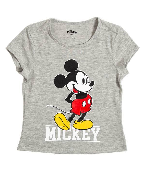 Camiseta Niña Mickey 90 Años