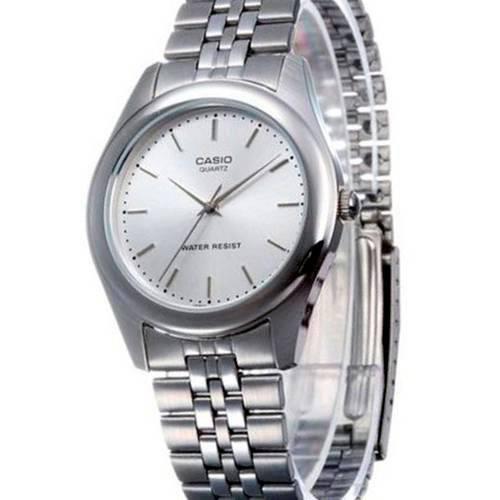 326452fc3317 Reloj análogo plateado 1129A-7A - Compras Davivienda