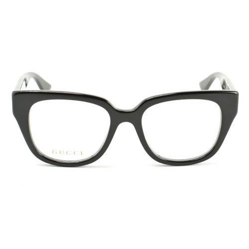 Gafas Oftálmicas Gucci Negro Brillante