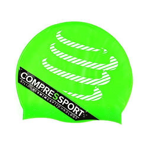 Swimming Cap Pgreen - Compressport