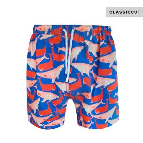 Pantaloneta Classic Cut Whale5 -Cut - PALMACEA