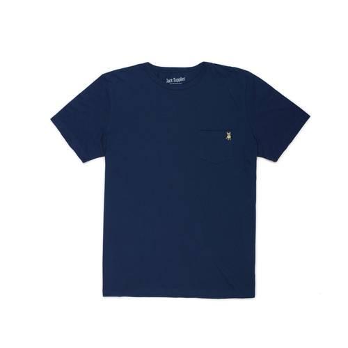 Camiseta Jack Supplies para Hombre  - Azul