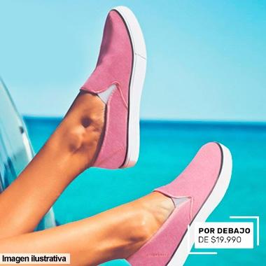 Venus Zapatos Mujer todo por debajo de $19.990