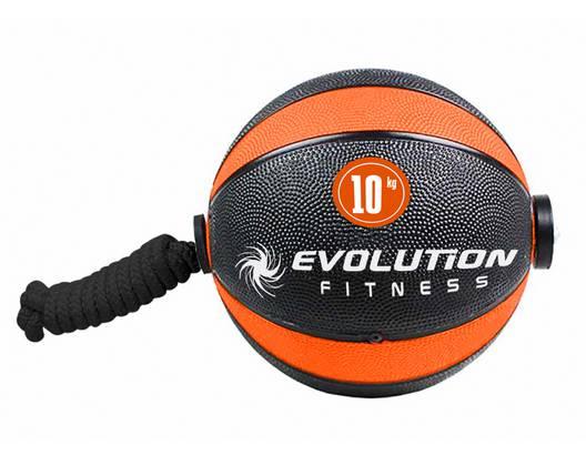 Balón rebote con lazo EVOLUTION 10kg