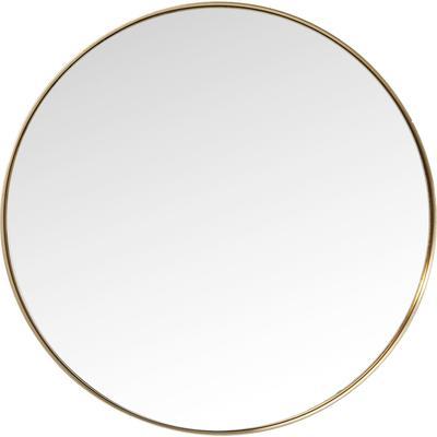 Espejo Curve redondo latón Ø100cm
