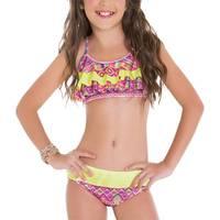 Traje De Baño Bikini De Niña Bcoestven -Bco - FI SWIMWEAR